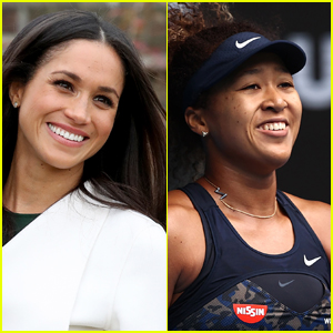 Meghan Markle Supported Naomi Osaka's Decision to Withdraw From the French Open