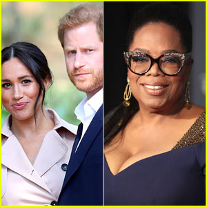 Meghan Markle & Prince Harry's Tell All with Oprah Is Nominated for 2021 Emmy!
