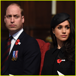 Meghan Markle & Prince William Are Trending After His Tweet About Racism