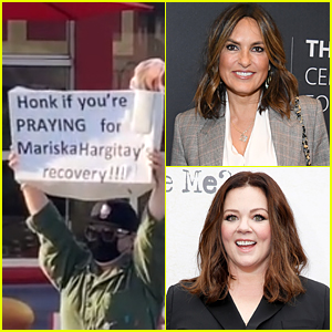 Mariska Hargitay Responds After Seeing Melissa McCarthy's Funny 'Honk' Sign For Her Recovery