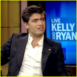 Kelly Ripa Interviews Her Son Michael Consuelos to Tease His Upcoming 'Riverdale' Appearance!