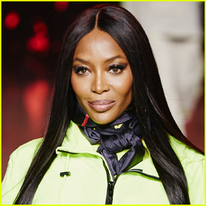 Naomi Campbell Shares a Rare New Photo of Her Baby Girl!