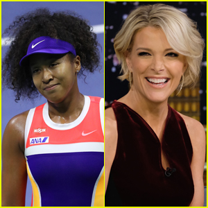 Naomi Osaka Reacts to Megyn Kelly's Tweet About Her Magazine Cover