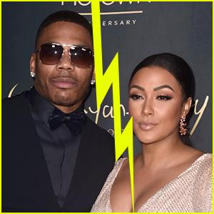 Nelly's Longtime Girlfriend Shantel Jackson Reveals They Split Via an Instagram Comment