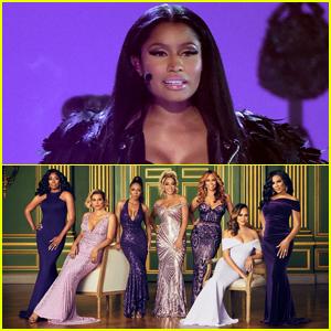 Nicki Minaj Will Host the 'Real Housewives of Potomac' Reunion!