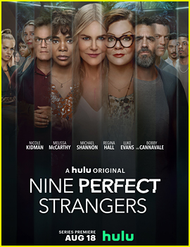 'Nine Perfect Strangers' Gets Trailer Featuring Star-Studded Cast - Watch Now!