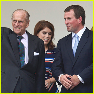 Peter Phillips Gives Rare Interview About His Grandfather Prince Philip Months After His Funeral