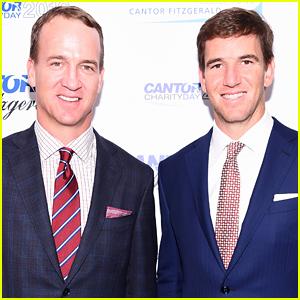 Peyton & Eli Manning to Co-Anchor 'Monday Night Football' on ESPN2