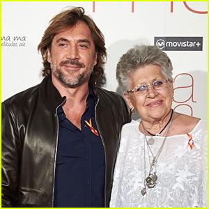 Javier Bardem's Actress Mother Pilar Bardem Dies at Age 82