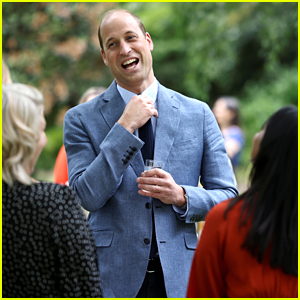 Prince William Hosts The NHS Big Tea Party Without Wife Kate Middleton After She Goes Into COVID Isolation