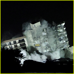 Remaining Portion of Miami Condo Building Has Been Demolished, 10 Days After Collapse