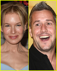 Renee Zellweger & Ant Anstead Pack on the PDA at the Beach