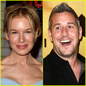 Renee Zellweger & New Boyfriend Ant Anstead Photographed Together for First Time