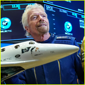 Richard Branson Announces Trip to Space in Just a Few Weeks!