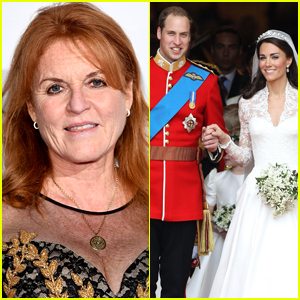 Sarah Ferguson Reacts to Not Being Invited to Kate Middleton & Prince William's Wedding