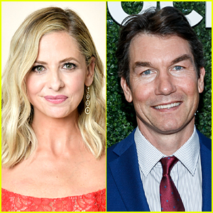 Sarah Michelle Gellar & Jerry O'Connell Reminisce About When They Dated After Going to High School Together