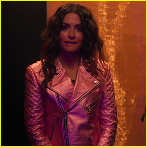 'Sex/Life' Costume Designer Reveals Story Behind Pink Leather Jacket Worn By Sarah Shahi