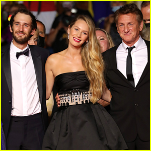 Sean Penn Walks the Red Carpet with His Kids at 'Flag Day' Cannes Premiere