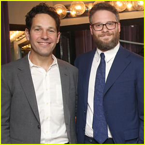 Paul Rudd Trends On Twitter After Seth Rogen Reveals Funny Story About Him