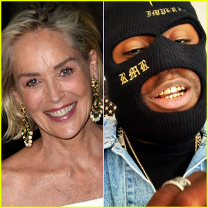 Sharon Stone Is Having 'Hot Girl Summer,' Linked to 25-Year-Old Rapper RMR! (Report)
