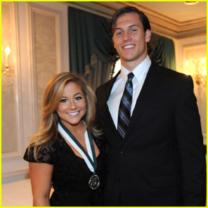 Gymnast Shawn Johnson East Welcomes Second Child With Husband Andrew East!