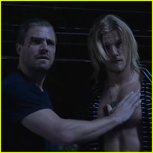 Stephen Amell & Alexander Ludwig Hit the Ring in the New 'Heels' Trailer - Watch Here!