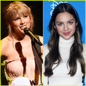Taylor Swift Gets Added to the Credits of Olivia Rodrigo's 'Deja Vu'