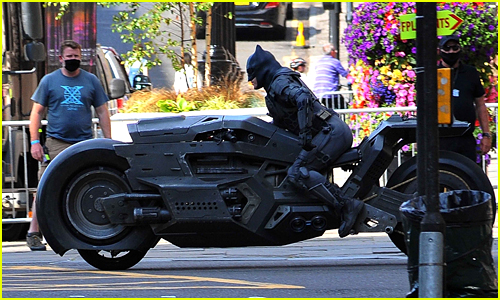'The Flash' Set Photos Seem to Confirm Ben Affleck's Batman Scenes Are Being Filmed Now!