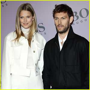 Toni Garrn Welcomes First Child With Alex Pettyfer - Find Out The Name!
