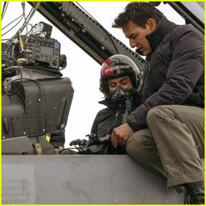 'Top Gun: Maverick' Director Joseph Kosinski Created New Cameras to Film Flying Scenes