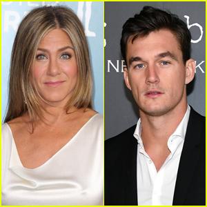 Tyler Cameron Recalls Being Starstruck While Meeting 'Angel' Jennifer Aniston