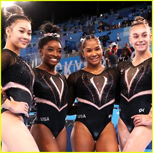 Team USA Gymnastics Team Wins Silver at Olympics After Simone Biles Withdraws