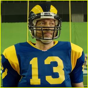 Zachary Levi Plays Football Legend Kurt Warner in 'American Underdog' Trailer - Watch Now!
