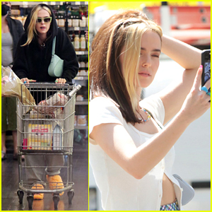 Zoey Deutch Kicks Off Filming on New Movie 'Not Okay' in NYC
