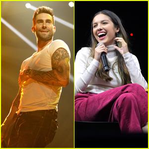 Adam Levine Weighs In on Olivia Rodrigo Songwriting Controversy