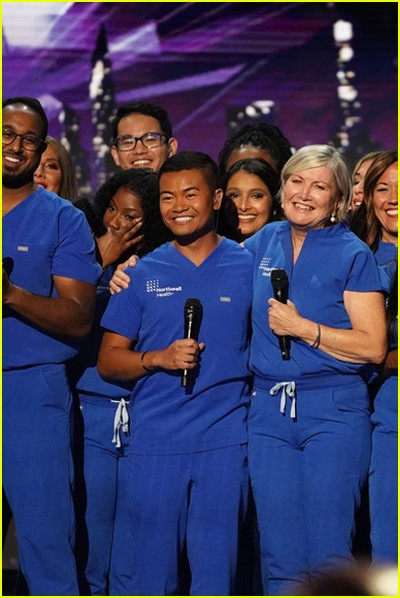 Northwell Nurse Choir on Americas Got Talent