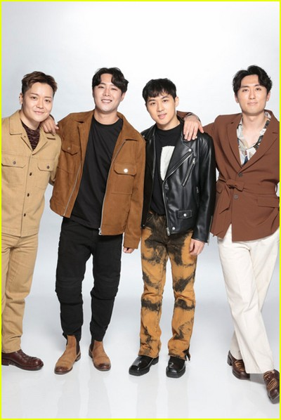 Korean Soul on Americas Got Talent
