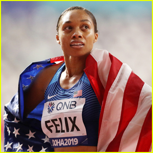 Allyson Felix Becomes Most-Decorated Woman in Olympic Track History