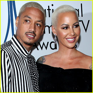 Alexander 'AE' Edwards Responds to Amber Rose's Cheating Allegations, Admits It's His 'True Nature'