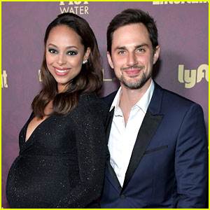 'Greek' Co-Stars Amber Stevens West & Andrew J. West Welcome Their Second Child Together!