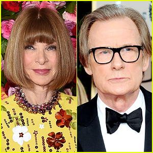 Anna Wintour Spotted on Dinner Date with 'Love Actually' Actor Bill Nighy