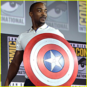 Anthony Mackie to Star in Marvel's 'Captain America 4'