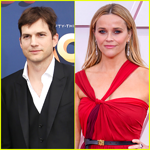 Ashton Kutcher Joins Reese Witherspoon in Netflix Movie 'Your Place Or Mine'