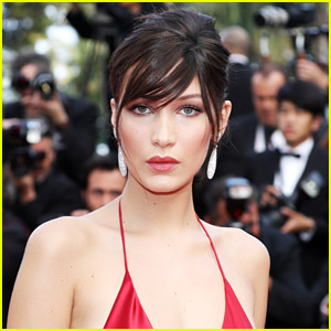Bella Hadid Is 'Embarrassed' By This Red Carpet Moment