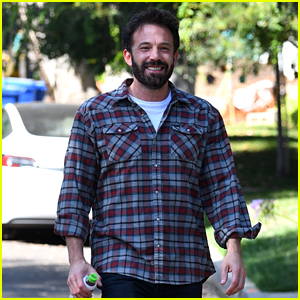 Ben Affleck Spotted Having a Smiley Saturday While Spending Time with His Kids