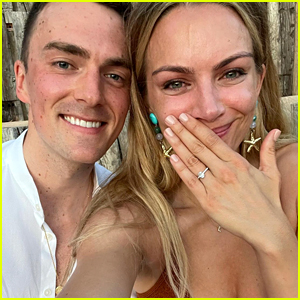 Peloton's Ben Alldis & Leanne Hainsby Are Engaged - See the Ring!
