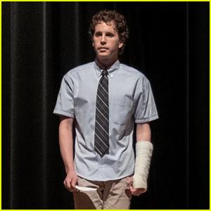 Ben Platt Reveals How 'Dear Evan Hansen' Movie Has a Different Ending Than the Broadway Show