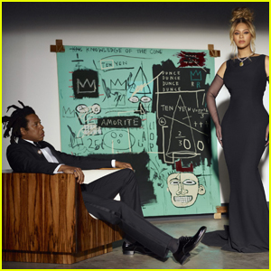Beyonce Wears Iconic Tiffany & Co. Yellow Diamond in First Ever Campaign with Jay-Z!