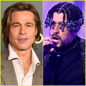 First Footage from Brad Pitt's 'Bullet Train' Movie Also Features Bad Bunny