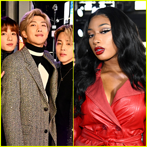 Megan Thee Stallion Raps on BTS' 'Butter' Remix - Read Lyrics & Listen Now!